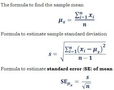 how to find margin of error without standard deviation