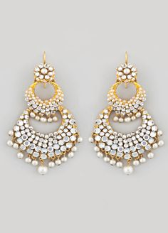 Indian princess earrings
