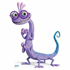 Monsters University Randall Boggs Standup $34.95
