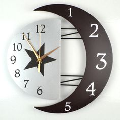 Aliexpress.com: Comprar Moderna grandes relojes de pared decorativos etiqueta reloj silencioso led reloj de pared breve creativo digital 3d de pared decoración del hogar de llevó agente confiables proveedores de richour.