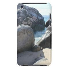 The Baths On Virgin Gorda Bvi Barely There iPod Touch 4g Case | iPod Touch 4th Generation Cases