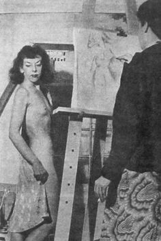 """was an Australian artist and occultist, witch. """"A big furry night-spider of the orb-weaving type soon took to spinning nightly o. Wiccan, Witchcraft, Rosaleen Norton, Hammer Horror Films, Losing My Religion, Pagan Art, Anatomy Art, Art Deco Era, Australian Artists"""