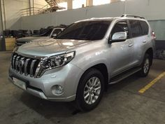 For Sale 2016 Toyota Land Cruiser Prado Automatic Transmission Diesel for Price and other details click link  https://www.autotrade.com.ph/carsforsale/2014-toyota-land-cruiser-prado-txl-automatic-transmission-diesel/
