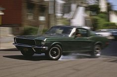 My favorite car chase. 1 – Bullitt (1968) It took a mere ten minutes for Bullitt to essentially redefine the concept of the car chase forever.