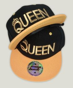 3da51326adf TWO SnapBacks for the price OF ONE! Queen   Queen summer caps