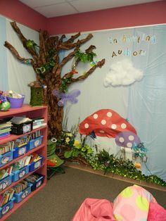 enchanted forest display - Google Search