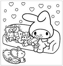 Image Result For Kawaii Coloring Pages