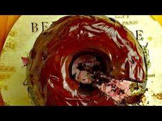 Φανταστικό κέικ σοκολάτας με άρωμα καφέ | Loukoumaki - YouTube Caramel Apples, Beef, Cake, Youtube, Desserts, Food, Meat, Tailgate Desserts, Deserts