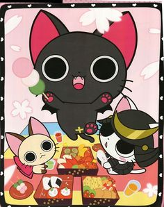 Nyanpire, this looks so cute X3 ((Not sure what this is but its soo cute))