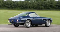This Ferrari 250 GT 'Speciale' was designed by Bertone, for Bertone | Classic Driver Magazine