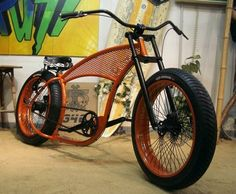 Crazy Horse uploaded this image to 'Fat Tire Bicycles'. See the album on Photobucket.