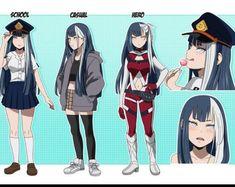 Where stories live My Hero Academia Costume, My Hero Academia Shouto, My Hero Academia Episodes, Hero Academia Characters, Female Characters, Anime Characters, Fanart Manga, Oc Manga, Anime Oc