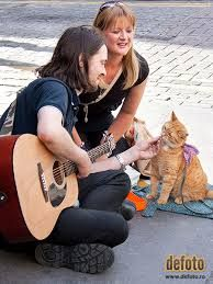 street cat bob - Google zoeken