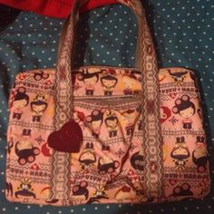 For Sale: Harajuku Lovers Laptop Bag for $45