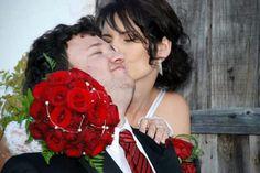 Mari and Jaco's wedding flowers (2011)