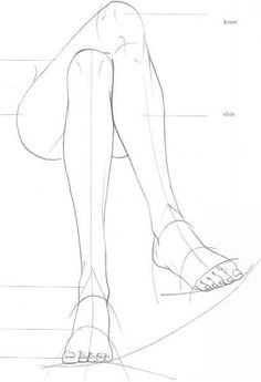http://www.odeany.us/figure-drawing/the-mouth-analysis-and-structure.html legs crossed tutorial
