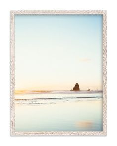 """Cannon Beach No. 2"" - Art Print by Kamala Nahas in beautiful frame options and a variety of sizes."