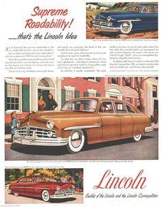 Lincoln 1949