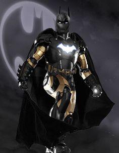 Unless you can be Iron Batman. Always be Iron Batman. Foto Batman, Batman Et Superman, Batman Suit, Batman Armor, Batman Games, Batman Superhero, Batman Poster, Batman Dark, Batman Arkham