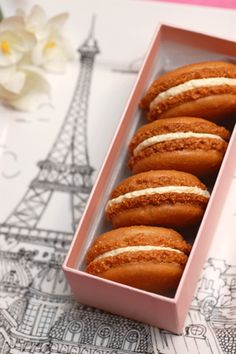 I want to learn to bake macaroons and this blog has a lot of helpful tips for increasing my odds of success
