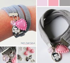 Zpagetti bracelet W Wee Olinares Fabric Jewelry, Beaded Jewelry, Jewelry Bracelets, Handmade Jewelry, Jewellery, Bracelet Crafts, Crochet Bracelet, Jewelry Crafts, Crochet T Shirts