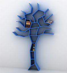 struttura, che, libreria, libri, tipo, una, sua, roberto, proprio, essere, sia, dare, dello, realizzata, dalla, rappresenta, corazza, albero, colorato, peculiarità, jessica zannori, design