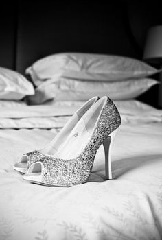 i know these are wedding shoes but i want to wear them all the time :)