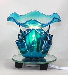 Designer Electric Oil Burner - Blue - ED-392 ETS Design http://www.amazon.com/dp/B00YG3141G/ref=cm_sw_r_pi_dp_k6tBvb1W1K40H