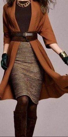 Winter Looks, My Size, Wrap Dress, Chic, Sweaters, Jackets, Autumn Fashions, Inspiration, Dresses