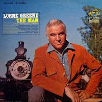 """Lorne Greene - Dig, Dig, Dig, Dig (There`s No More Water In The Well), from the Lorne Greene compilation titled """"The Man"""". Cool Album Covers, Cd Cover, Music Covers, Cover Art, Lorne Greene, I Got Your Back, Rock Of Ages, Old Music, Best Albums"""