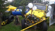 Exhibición comercial 29 Gran Premio Nacional Mobil Delvac