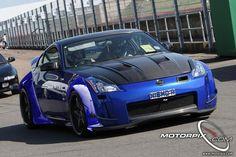Nissan 350z Veilside Version Iii Wide Body Kit. My Zed with VS wide ...