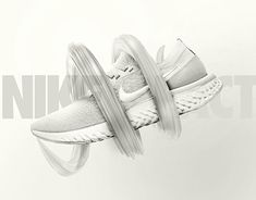 """Check out new work on my @Behance portfolio: """"Nike React Concept"""" http://be.net/gallery/63038473/Nike-React-Concept"""
