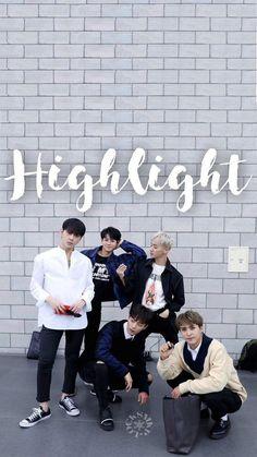 Beast Members, Beast Wallpaper, Yoon Doo Joon, Yong Jun Hyung, Light Highlights, Yoseob, Kpop Guys, Cube Entertainment, K Idol