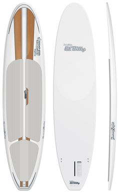 Jimmy Styks Lil' Billy Stand Up Paddle Board Inflatable Paddle Board, Paddle Boarding, Stand Up, Wood Grain, Brown And Grey, Surfboard, Accessories, Boards, Boutique
