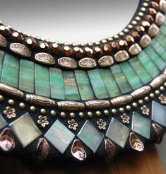 Sparkling Jewel Mosaic Mirrors with Angie Heinrich | Seattle Mosaic Arts