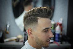 Haircut by stevetrujillo http://ift.tt/215olmE #menshair #menshairstyles #menshaircuts #hairstylesformen #coolhaircuts #coolhairstyles #haircuts #hairstyles #barbers