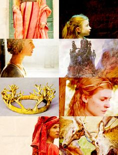 Adult Shireen Baratheon, Princess of Dragonstone, from Game of Thrones portrayed by Clémence Poésy