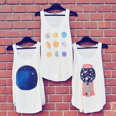 Captain Planet and the Planeteers universe inspired tanktop szputnyik shop planet earth cute stars Cute Stars, Planet Earth, Universe, Vintage Fashion, Unisex, Inspired, The Originals, Tank Tops, My Style