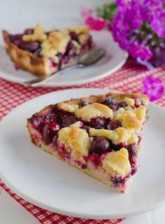 Mirabelkowy blog: Limburgse vlaai, czyli limburski placek z owocami French Toast, Breakfast, Blog, Recipes, Ideas, Morning Coffee, Recipies, Blogging, Ripped Recipes