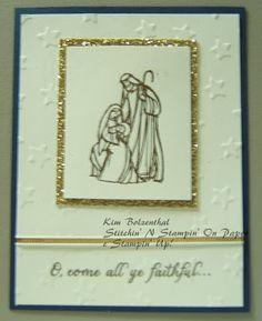 Swap Card - All Ye Faithful