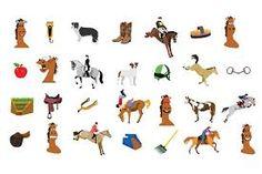 Resultado de imagen para equestrian number bibs