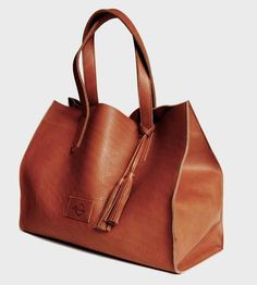 Leather Equestrian Bag