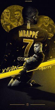 Mbappe Psg, Juventus Soccer, Neymar Football, Football Images, Football Design, Best Football Players, Soccer Players, Football Prayer, Neymar Jr Wallpapers