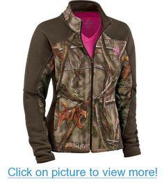 Legendary Whitetails Women's Timber Creek EVO Camo Soft Shell Jacket