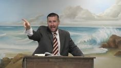"""Christian Hate-Pastor Steven Anderson: """"The Bible Makes You Smart. College Makes You Dumb"""""""