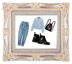 """""""Untitled #13"""" by nadia-sonik on Polyvore featuring Miss Selfridge, Anouki and Monki"""