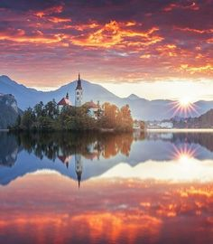 Bled , Slovenia. Photo by Ilhan Eroglu Photography | IG: @ilhan1077