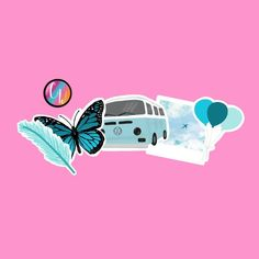 Use these fun blue stickers as water bottles stickers, laptop stickers, or for scrapbooking! This package includes: * 1 blue feather sticker * 1 blue butterfly sticker * 1 blue balloon sticker * 1 blue van sticker * 1 blue polaroid sticker Size varies for all stickers #Sticker #Decal #etsyshop #blue #teal Building A Personal Brand, Blue Vans, Blue Balloons, Blue Feather, Waterproof Stickers, Creating A Brand, Turquoise Color, Blue Butterfly, Laptop Stickers