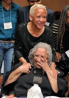 In Conversation: Nikki Giovanni and Maya Angelou on Sisterhood, and Their Friendship with Toni Morrison  By Aisha I. Jefferson